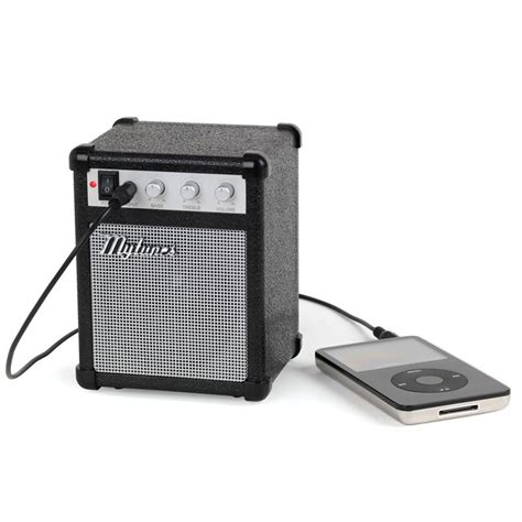 Speaker Mini Gitar mytunes mini lifier speaker the green