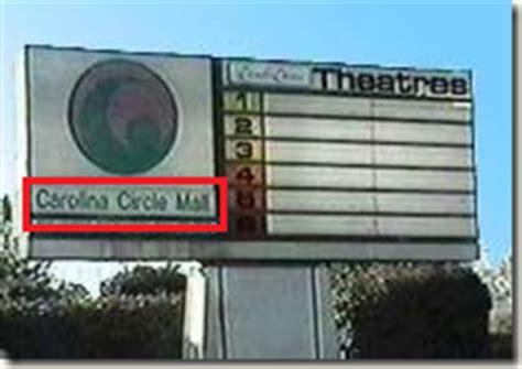 Office Depot Greensboro Nc Carolina Circle City The Carolina Circle Mall Sign