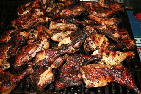 jerkin chicken restaurant jamaican jerk chicken recipe dishmaps