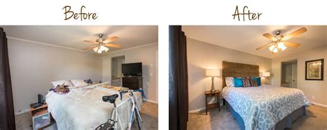 Bedroom Remodel Before And After by Interior Redesign Captiva Design