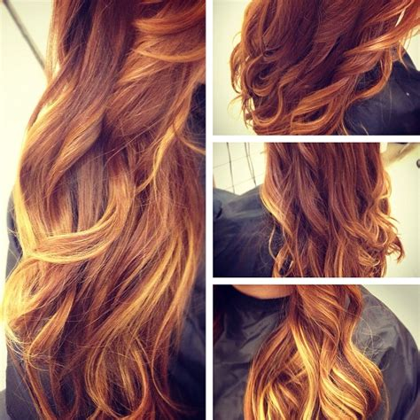 red and blonde ombre pictures red and blonde ombre hairstylegalleries com