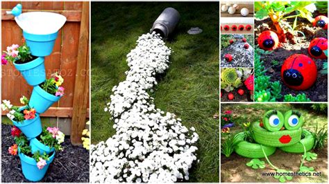 cheap backyard projects 34 cheap diy art projects to beautify your backyard landscape