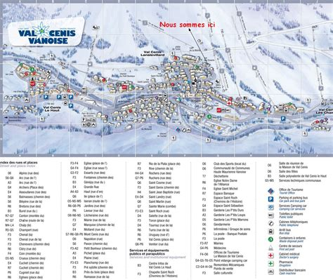 Val Cenis: résidence les flocons location montagne