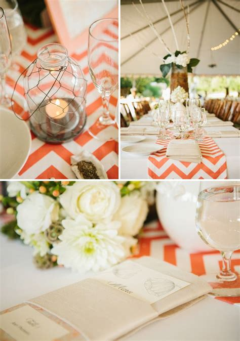 coral and chagne wedding 17 best images about americana wedding on