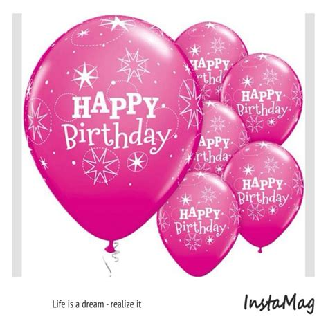 Birthday Balloon Quotes Birthday Balloons Birthday Greetings Pinterest