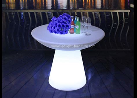 light up furniture for sale mushroom shaped patio led cocktail commercial
