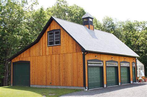 custom barns  post  beam construction