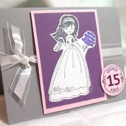 papercrafting ster tamara gadberry mis quince invitation sles
