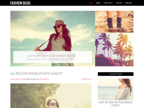 35 amazing wordpress fashion themes 2018