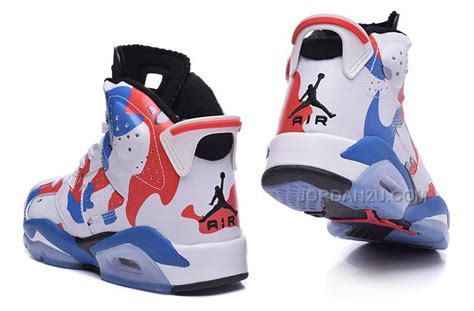 custom basketball shoes for sale sale air 6 retro american heroes custom