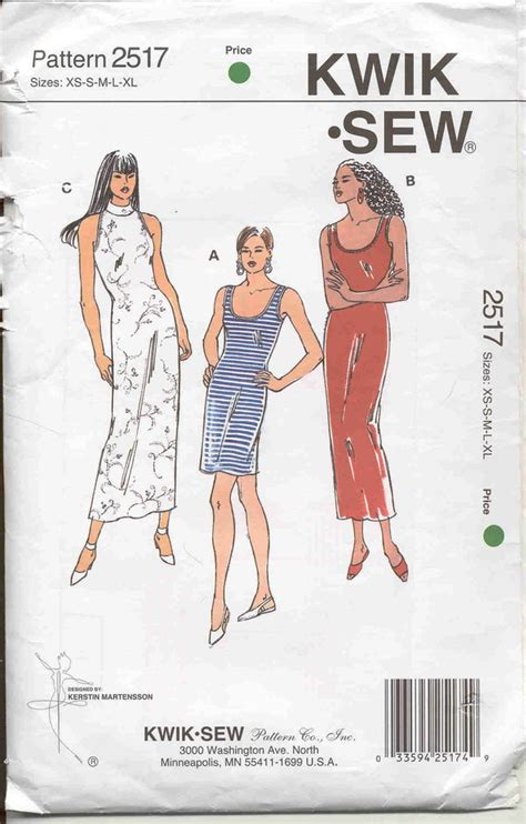 pattern review kwik sew 3601 kwik sew knit dresses 2517 pattern review by julietruly