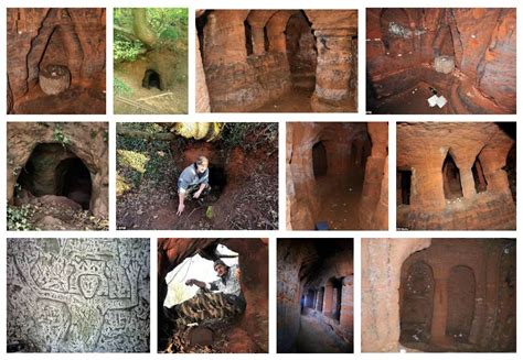 700 year cave rabbit hole in england leads to 700 year old knights