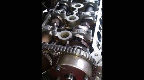 cadena moto colocar colocar cadena de tiempo mazda 3 motor 1 6 youtube