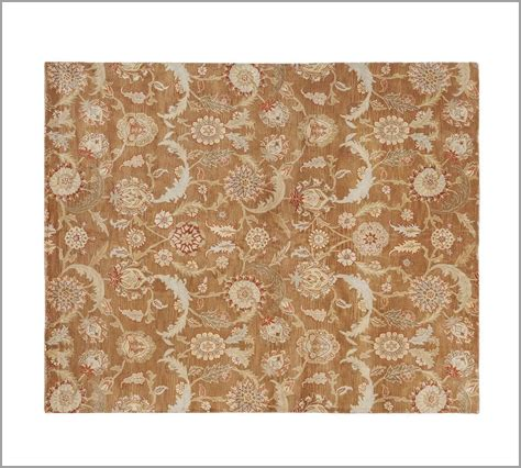 New Pottery Barn Handmade Persian Keira Persian Style Area Pottery Barn Rugs