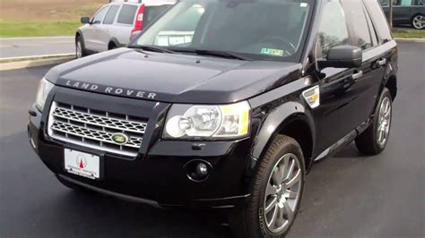 land rover lr2 2008 2008 land rover lr2 hse manheim imports youtube