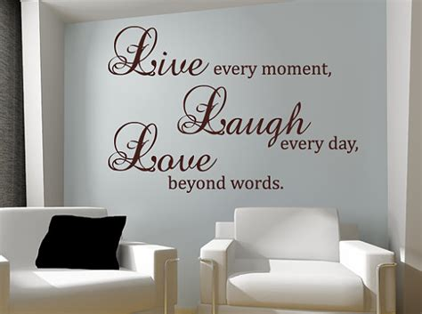 living room quotes live laugh love sticker quote art living room dining hd