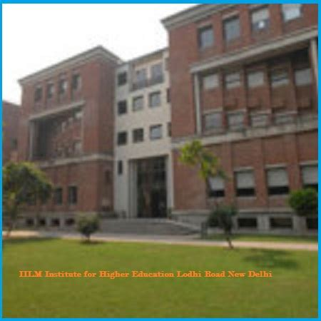 Iilm Noida Mba Fees by Iilm Institute For Higher Education Delhi Iilm Delhi