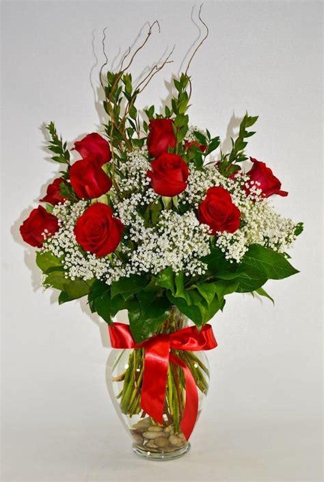 floral arrangements for valentines day