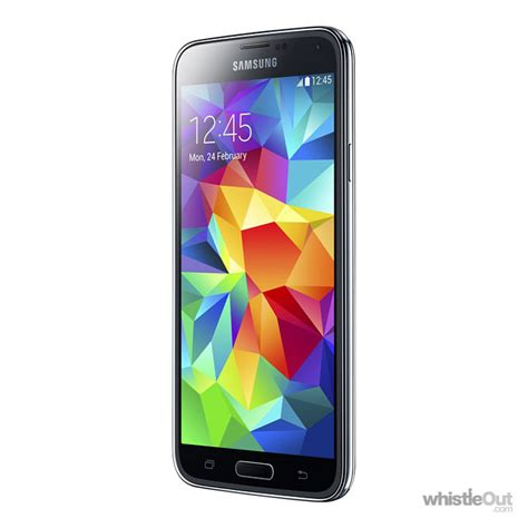 samsung galaxy s5 compare plans deals prices whistleout