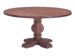 modern dining table round wood collections
