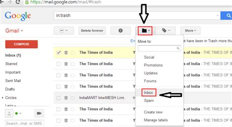 how to retrieve deleted emails from gmail on recover deleted email from outlook gmail hotmail yahoo