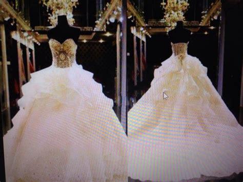Wedding Dresses With Gold Beading – Gold Beaded Wedding Dress   Eatyourguitar