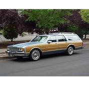 CC Capsule 1988 Pontiac Safari Wagon – At The Dawn Of