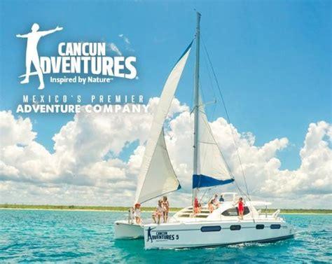catamaran cancun adventures luxury sailing snorkelin by cancun adventures picture