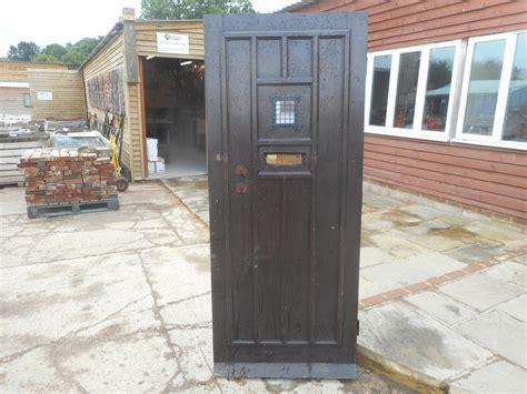 Reclaimed Oak Front Doors Authentic Reclamation Reclaimed Oak Front Door
