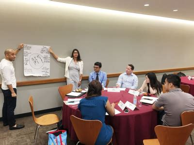 Fordham 5 Year Mba Program by New Mba Onboarding Program Gets Taste Of Business Abroad