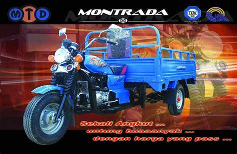 Tiga Roda 1 Pcs pin agro motor trail mini moto roda tiga bak gardan on