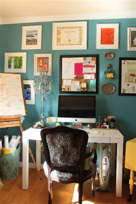 home office eclectic home office san francisco by story space interior design and