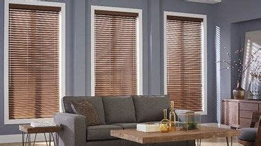 Faux Wood Venetian Blinds Window Blinds Amp Window Treatments Shop With Ease At