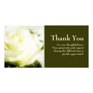funeral acknowledgement cards funeral acknowledgement card templates postage invitations