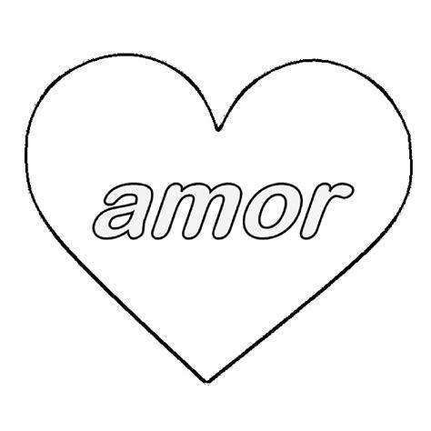 www imagenes dibujos de corazones para colorear decorazones org