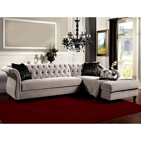 sectional tufted sofa tufted sectional sofas sofa awesome tufted sectional
