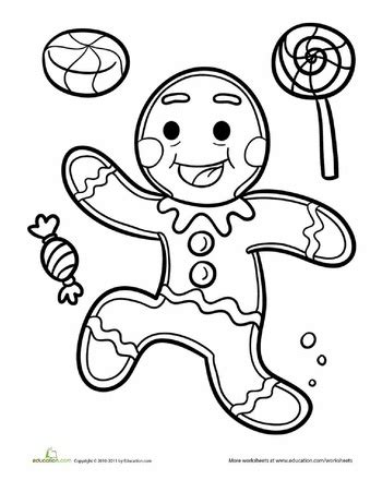 gingerbread man characters coloring pages gingerbread man coloring page gingerbread man and