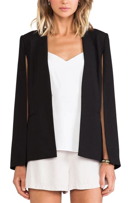 Cape Blazer bb dakota bristol cape blazer from louisiana by snazzy