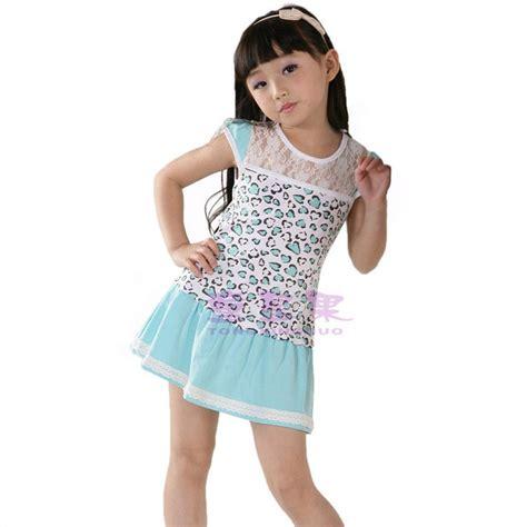 mini dress models wholesale children s summer dress baby girls mini dresses