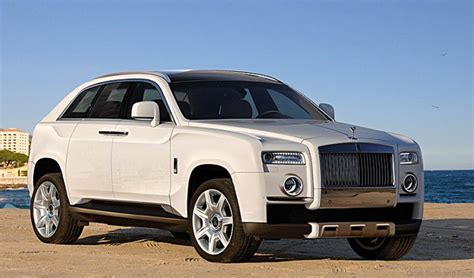 suv rolls royce rolls royce testing suv platform drive safe and fast