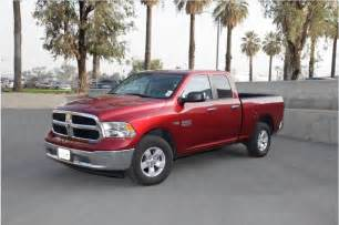 dodge ram and ram 1500 trucks get performance with