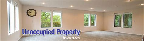 academy insurance unoccupied property insurance