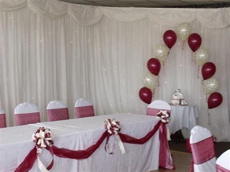 decoration bows wedding balloons fresh silk flowers pew end bows chair