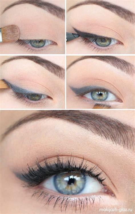 smudge makeup tutorial top 10 smudged eyeliner makeup tutorials top inspired