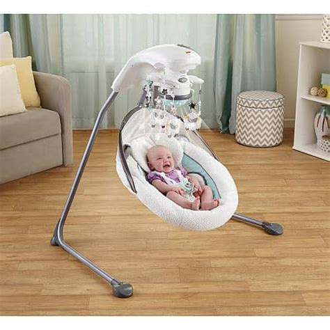 fisher and price my little lamb cradle and swing fisher price platinum ii cradle n swing how to safety