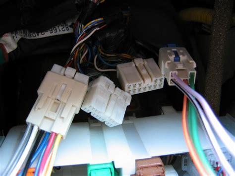 install aftermarket radio wiring