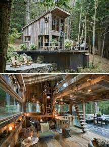 Small Cabin In The Woods rustically awesome small cabin in the woods