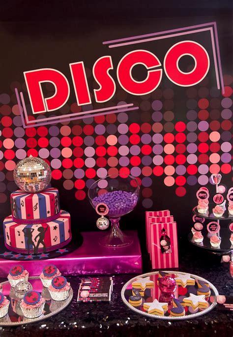 themed party disco kara s party ideas pink disco teen tween girl birthday