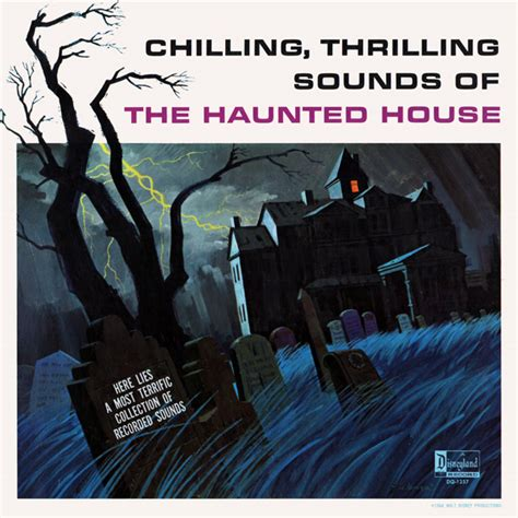 Chilling Thrilling Sounds Of The Haunted House by Disney Avenue Kick With The Chilling Thrilling Sounds Of The Haunted House Album