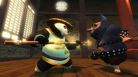 kung fu panda review gaming nexus